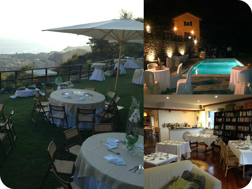 Villa Passo D'oro Location